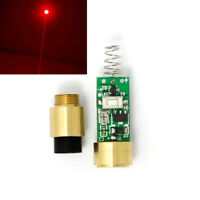 650nm 100mw Red Laser Diode Module W/ Lens and Lens Holder for DIY