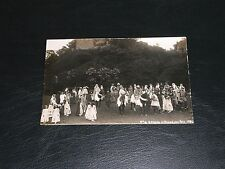 ORIGINAL REAL PHOTO POSTCARD - PICKERING PAGEANT, c1911-12, No.9 OPENING OF FAIR