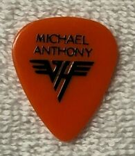 Michael Anthony Van Halen Guitar Pick