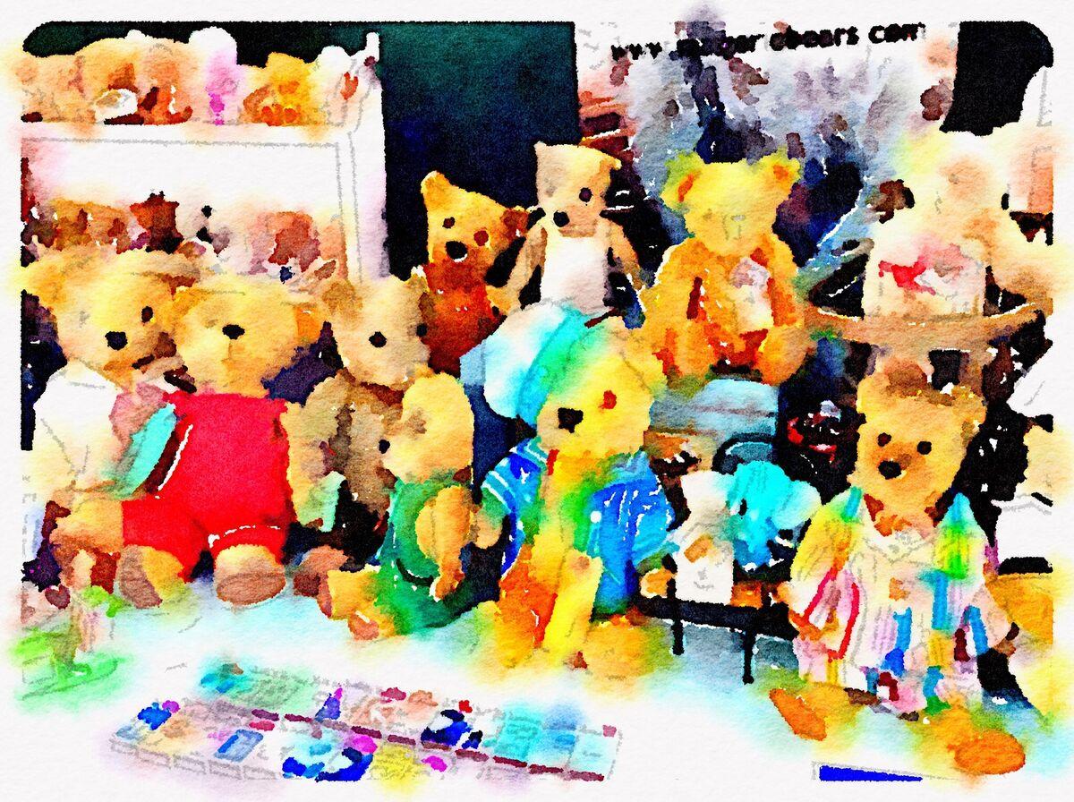 bearsbymarjorie