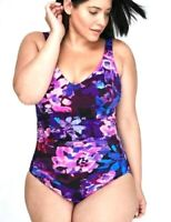 Magicsuit by Miraclesuit Women's Swimsuit Plus Regular Sizes Divine Steffi
