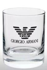 GEORGIO ARMANI GLASS TUMBLER