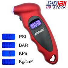 LED Digital Tire Air Pressure Guage Meter Tester Tyre Gauge 150 PSI