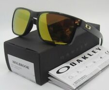 OAKLEY polished black/24K iridium HOLBROOK OO9102-E355 sunglasses NEW IN BOX!