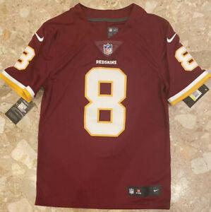 Nike Washington Redskins Kirk Cousins NFL On Field Hand Stitched Jersey Size S