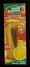 PASTA EXPRESS - PASTA MAKER WITH RECIPE BOOK - AS SEEN ON TV - NEW IN BOX