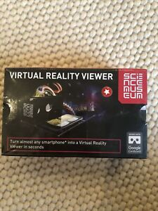 New Boxed Science Museum Virtual Reality Viewer