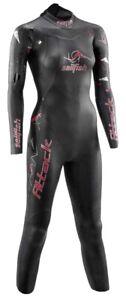 Sailfish Wetsuit Attack Triathlon Neoprenanzug Damen, Gr. W-XS, NEU, 469 €