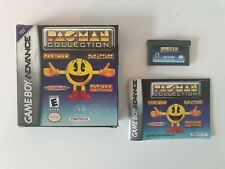 GAME BOY GAMEBOY ADVANCE GBA BOXED BOITE NAMCO PACMAN PAC-MAN COLLECTION AGB-USA