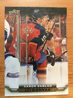 UPPER DECK 2015-2016 SERIES ONE AARON EKBLAD CANVAS HOCKEY CARD C-36
