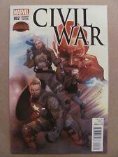 Civil War #2 Marvel Secret Wars 2015 Series 1:25 Variant 9.6 Near Mint+