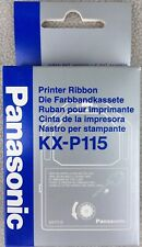 Panasonic KX-P115 Black Ribbon For Dot Matrix Printers - New