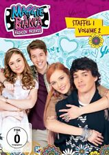 MAGGIE & BIANCA-FASHION FRIENDS (STAFFEL 1,2) - REI,EMANUELA/+ DVD NEU