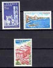France 1976 Yvert n° 1902 à 1904 neuf ** 1er choix