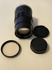 135mm, f3/5 MC Tele Celtic - QD Camera Lens - Japan