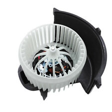 Heater Blower Motor with Cage Front for VW Touareg Audi Q7 Porsche Cayenne