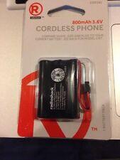 Brand New 800mAh 3.6V Cordless Phone Battery