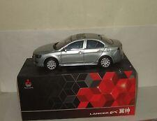 limousine Mitsubishi Lancer X silver Paudi 1:18