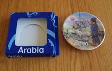 Arabia Finland Wall Plate A Summer's Night in the Fields Toivo G Utriainen MIB