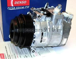 New! Mercedes-Benz C280 DENSO A/C Compressor and Clutch 471-1293 0002307011
