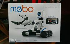 Mebo Robot 5 Axis Precision Arm Smart Phone Operated Tech Toy NEW