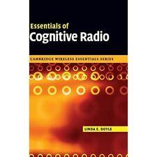 Essentials Cognitive Radio Linda E. Doyle Hardcover Cambridge Uni… 9780521897709