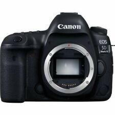 Open Box Canon EOS 5D Mark IV Full Frame Digital SLR Camera Body