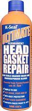 K-Seal KSEAL  Ultimate Permanent Head Gasket and Block Repair 472ml
