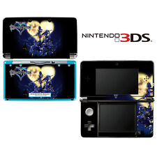 Vinyl Skin Decal Cover for Nintendo 3DS - Kingdom Hearts