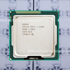 Intel Core i7-2600K (BX80623I72600K) SR00C CPU 5 GT/s 3.4 GHz LGA 1155 100% Work