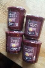 SPRING SPECIAL!   YANKEE CANDLE SET 4 VOTIVE CANDLES: ENCHANTED MOON