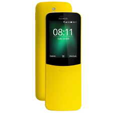 Nokia 8110 Double Sim amarillo