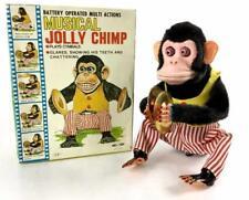 Vintage 1960s Daishin Musical Jolly Chimp Lot 1050