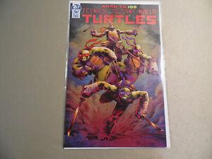 Teenage Mutant Ninja Turtles Road to 100 (IDW 2019) Free Domestic Shipping