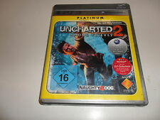 PLAYSTATION 3 UNCHARTED 2: among Thieves PLATINUM []