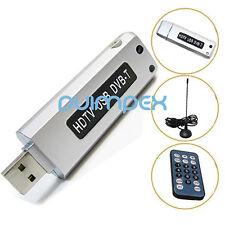 M27 PC USB DVB-T Stick Tuner Receiver mit DVB-T Antenne Fernbedienung | TV Stick