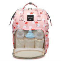 Mother and baby diaper bag multi-functional and out baby backpack handbag Hot