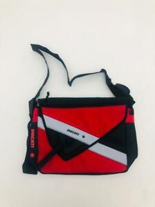 TRACOLLA SHOULDER BAG DUCATI ROSSA NUOVO ORIGINALE cod 988387040