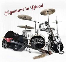 ROCKABILLY MAFIA - SIGNATURE IN BLOOD   CD NEU