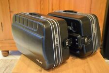SCHUH Motorrad Koffer Vintage Top Zustand