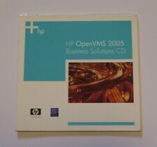 HP OpenVMS 2005 Business Solutions CD. Collectible
