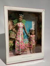 New Listing2005 Silver Label Lilly Pulitzer Barbie and Stacie Doll Collectible