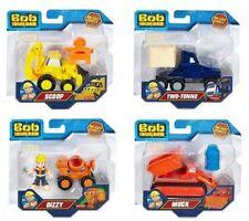 Bob the Builder Die-Cast Cars Vehicle Lofty Muck Scoop Dizzy - TV Character