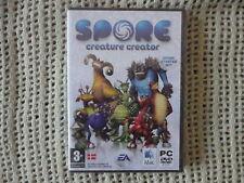 Spore Creature Creator (PC: mac et windows/windows, 2008) version complète