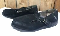 Mephisto Air-Jet Women's Black Mary Jane Sandals Size US 10
