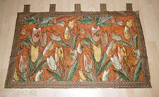 ++  Wandbild / Wandbehang -Tulpen - 60/70er Jahre ++Mbr