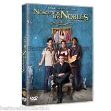 SEALED - Nosotros Los Nobles DVD NEW Con Gonzalo Vega y Luis Gerardo BRAND NEW