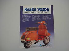 advertising Pubblicità 1978 VESPA PX 150