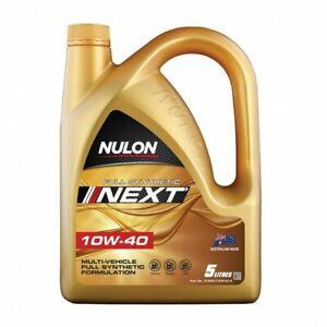 Nulon Full Synthetic NEXT Multi-Vehicle Formula 10W-40 5L SYNNXT10W40-5 fits ...