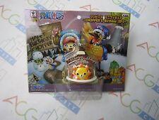 One Piece Wonderland Chopper's Birthday 2013 Mini Figure Keychain Banpresto